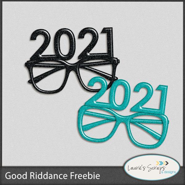 Good Riddance Freebie